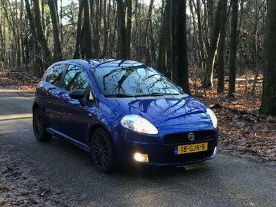 tweedehands Fiat Punto 1.4-16V Sport