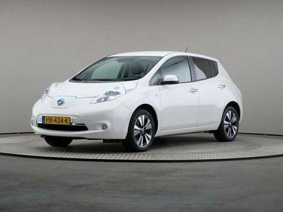tweedehands Nissan Leaf TEKNA, Automaat, LED, Leder, Navigatie