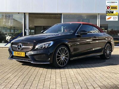 tweedehands Mercedes C250 Cabriolet Premium Plus AMG / DEALER OH
