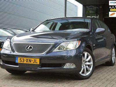 tweedehands Lexus LS460 Luxury/AUT/XENON/LEDER/NAVI/STOELVENTILATIE/1E EIG