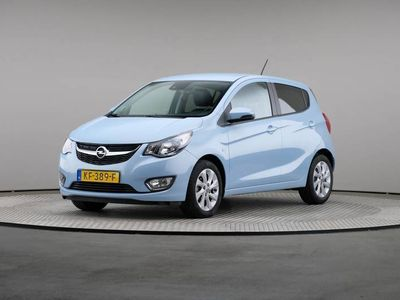 tweedehands Opel Karl 1.0 ecoFLEX Innovation + intellilink, Leder