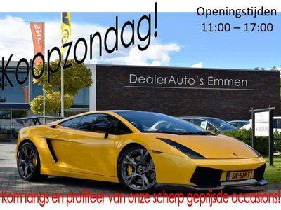 tweedehands Lamborghini Gallardo 5.0 V10 SE TOP 76.000KM!