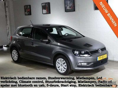tweedehands VW Polo 1.2 TSI 90pk Highline