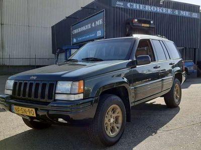 tweedehands Jeep Grand Cherokee 5.2i V8 Limited