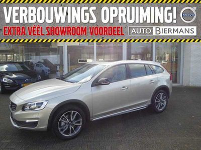 tweedehands Volvo V60 CC T5 POLAR+ GEARTRONIC FULL OPTIONS...