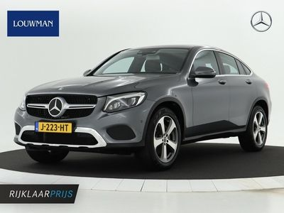 tweedehands Mercedes 250 GLC Coupé4MATIC Automaat