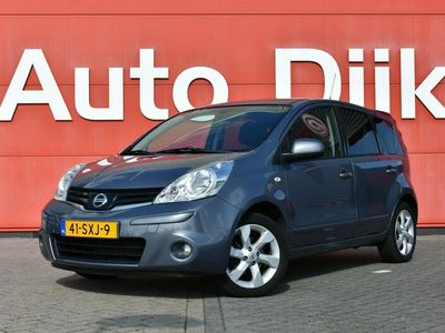 tweedehands Nissan Note 1.4 Life + Climate Control | Cruise | Radio/CD | Lichtmetalen wielen