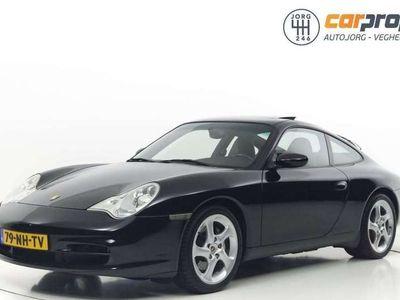 tweedehands Porsche 911 Carrera 4 3.6 Coupé NL auto perfecte staat Youngti