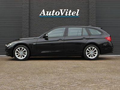 tweedehands BMW 320 3 Serie TouringdAS xDrive (4x4) Sport Line, Sportstoelen, Navigatie, LED Koplampen, Servotronic. 2015 - 96.000km