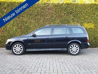 tweedehands Opel Astra Wagon 1.6-16V Sport Edition/Cruise-control/APK=NIE