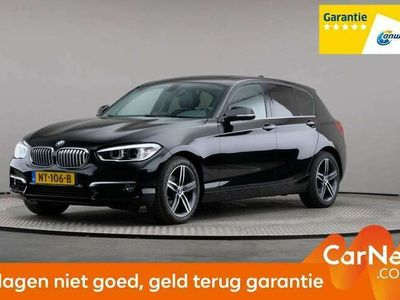 tweedehands BMW 118 1 Serie i Executive Edition, € 19.900