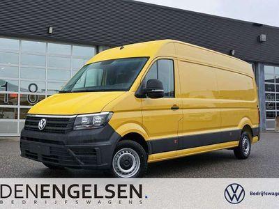 tweedehands VW Crafter 35 | 2.0 TDI 102PK | L4H3 | TRENDLINE | CRUISE CONTROL | LAADRUIMTEVERLICHTING | ROBUUST BEKLEDING |