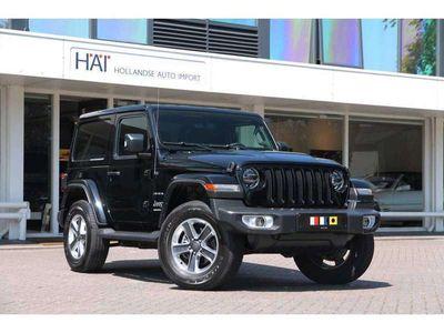 tweedehands Jeep Wrangler 2.0T Sahara AUT - Navi