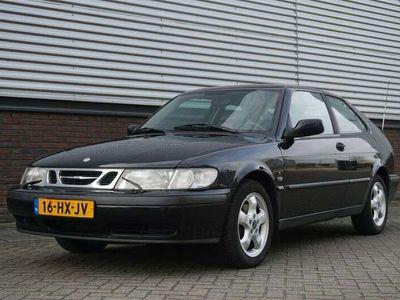 tweedehands Saab 9-3 Coupé 2.0T 150pk Goed onderhouden Youngtimer.