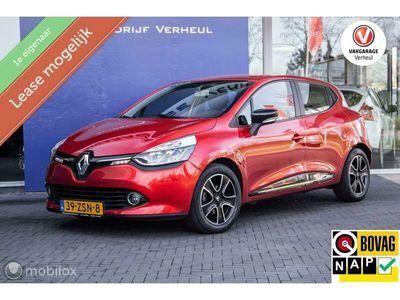tweedehands Renault Clio 0.9 TCe Dynamique Navi Cruise Airco Nap Boekjes