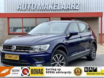 tweedehands VW Tiguan 2.0 TDI Comfortline virtual cockpit ZGA NIEUW