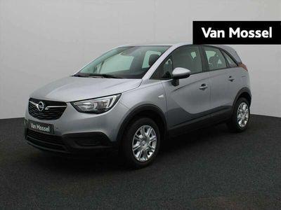 tweedehands Opel Crossland X 1.2 Turbo 110pk Edition | Clima | Stoel-Stuurverwa