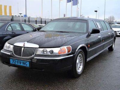 tweedehands Lincoln Town Car Executive Series Limousine ex BTW