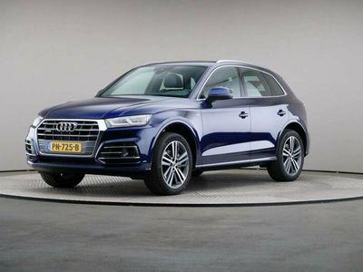 tweedehands Audi Q5 2.0 TFSI 185kW Quattro S-Line Launch Edition, Automaat, LED, Navigatie, Panoramadak