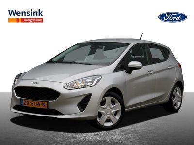 tweedehands Ford Fiesta 1.1 Trend 85PK | Dealeronderhouden | Driver Assistance Pack | Airco | Navigatie | Cruise Control | Parkeersensoren Achter | Elektrisch Inklapbare Buitenspiegels |