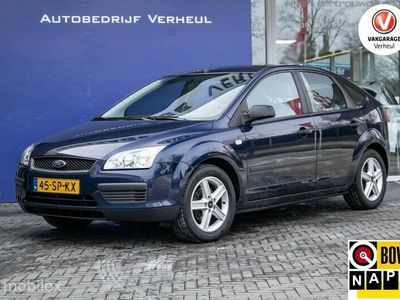 tweedehands Ford Focus 1.6-16V Futura 5Drs Airco Cruise Boekjes Nap