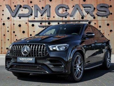 tweedehands Mercedes GLE63 AMG AMG S Coupé 4MATIC+ | Burmester | AMG Ride Control+ |