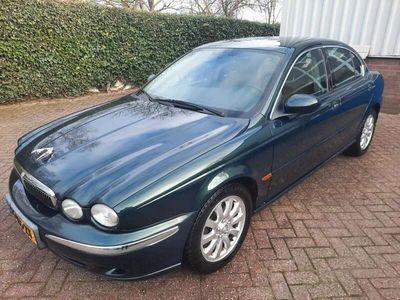 tweedehands Jaguar X-type 2.5 V6 EXECUTIVE 196PK 4WD AUTOMAAT