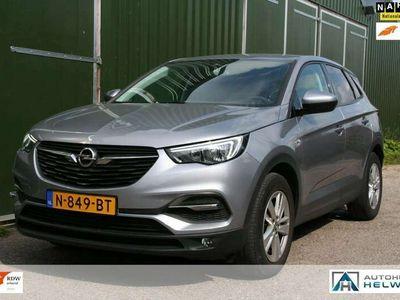 tweedehands Opel Grandland X 1.2 Turbo Business Executive, CLIMA, NAVI 2019