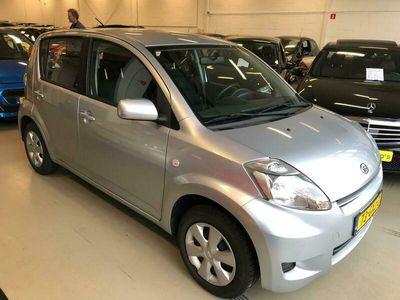 tweedehands Daihatsu Sirion 2 1.0-12V Premium