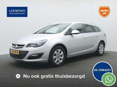 tweedehands Opel Astra Sports Tourer 1.4 Turbo 140 PK   Blitz uitvoering