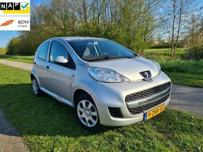 tweedehands Peugeot 107 1.0-12V Accent