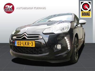 tweedehands Citroën DS3 1.6 So Chic pdc/clima/cruise/sportstoelen