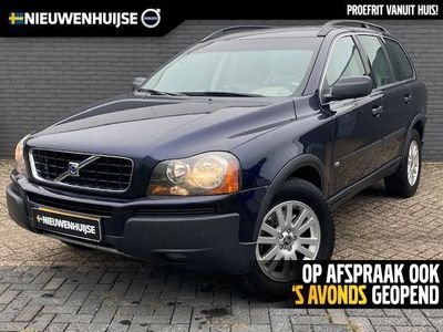 tweedehands Volvo XC90 2.4 D5 Momentum Schuif/kanteldak | Lage-km-stand |
