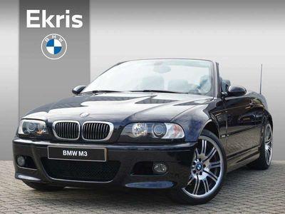 tweedehands BMW M3 Cabriolet SMG   Dealer onderhouden