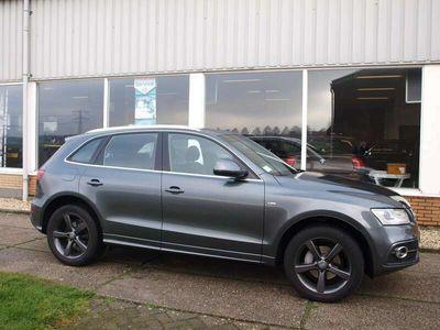 tweedehands Audi Q5 2.0 SLINE, PANO, LEER