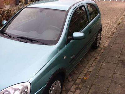 tweedehands Opel Corsa 1.2-16V Njoy
