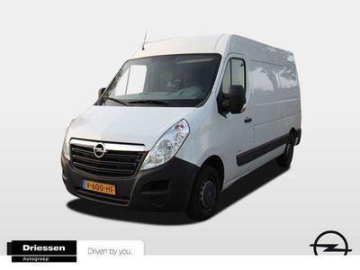 tweedehands Opel Movano 2.3 CDTI 110pk L2H2 GB 3300 GVW (Airco - Laadruimt