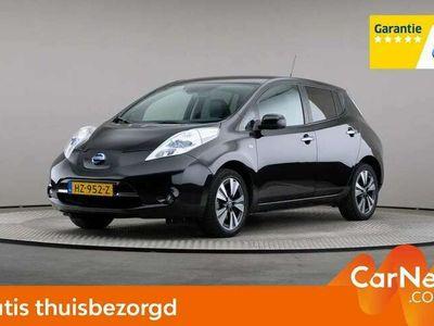 tweedehands Nissan Leaf Tekna 30 kWh, Automaat, LED, Leder, Navigatie
