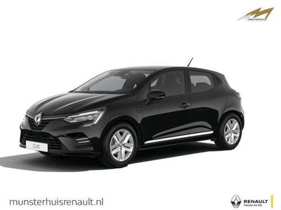 tweedehands Renault Clio Zen TCe 100 Bi-Fuel - Nieuw - LPG-installatie