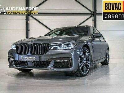 tweedehands BMW 740 7-SERIE e iPerformance M sport | €49.500,- Ex BTW| NP€135.000,-| Massagestoelen | Soft close | 20 inch | Surround view | Harman kardon