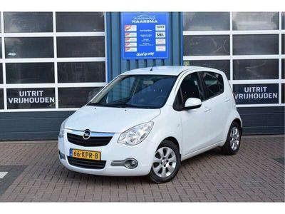 tweedehands Opel Agila 1.2 Edition AUTOMAAT