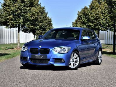tweedehands BMW 116 116 i / M-PAKKET / HARMAN KARDON / NAVI PROF / LEDE