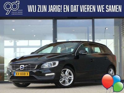 tweedehands Volvo V60 D5 Twin Engine Lease Edition 23.995 incl BTW / Hal