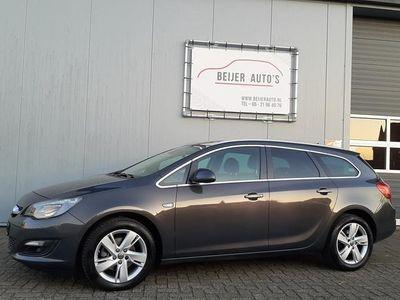tweedehands Opel Astra Sports Tourer 1.6 CDTi Business + Navigatie/17inch/Climate.