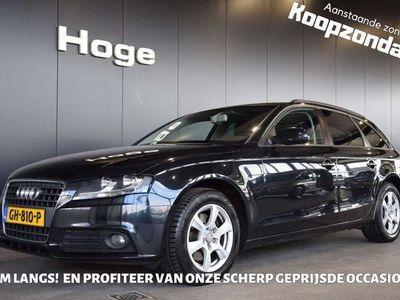 tweedehands Audi A4 Avant 2.0 TDI Pro Line S ECC Navigatie Rijklaarprijs Inruil Mogelijk