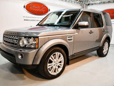 tweedehands Land Rover Discovery 4 3.0 TDV6 HSE - ONLINE AUCTION