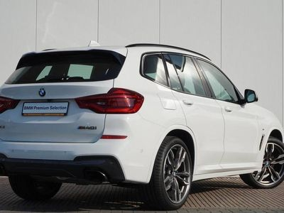 tweedehands BMW X3 M40i xDrive High Executive / elek.trekhaak / harman kardon / Head Up Display