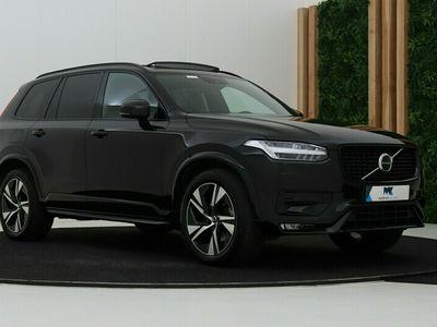 tweedehands Volvo XC90 2.0 B5 AWD R-Design | GRIJS KENTEKEN | Luchtvering | Bowers&Wilkins | ACC | BLIS | 360° Camera | Head-Up