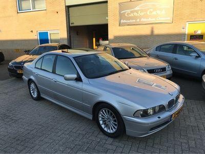 tweedehands BMW 530 5-serie i Special Ed. 231PK! VERKOCHT!