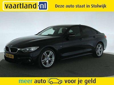 tweedehands BMW 420 Gran Coupé 420i M Sport Aut. [ xenon navi prof. ]